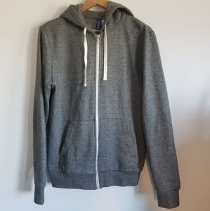 Divided by H&M full zipper hoodie sweatshirt